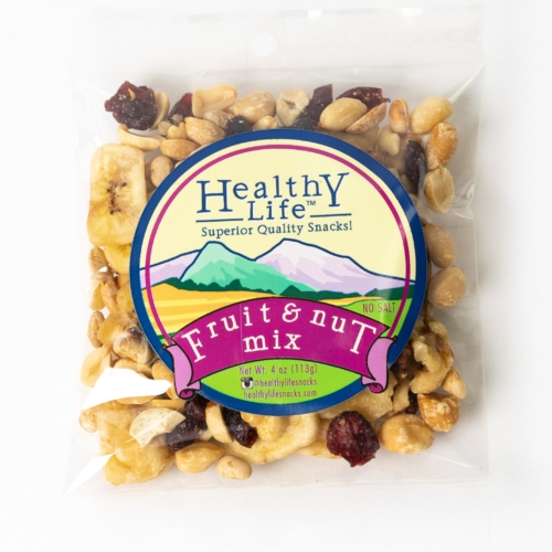 Nuts & Dried Fruits – Healthy Life Snacks