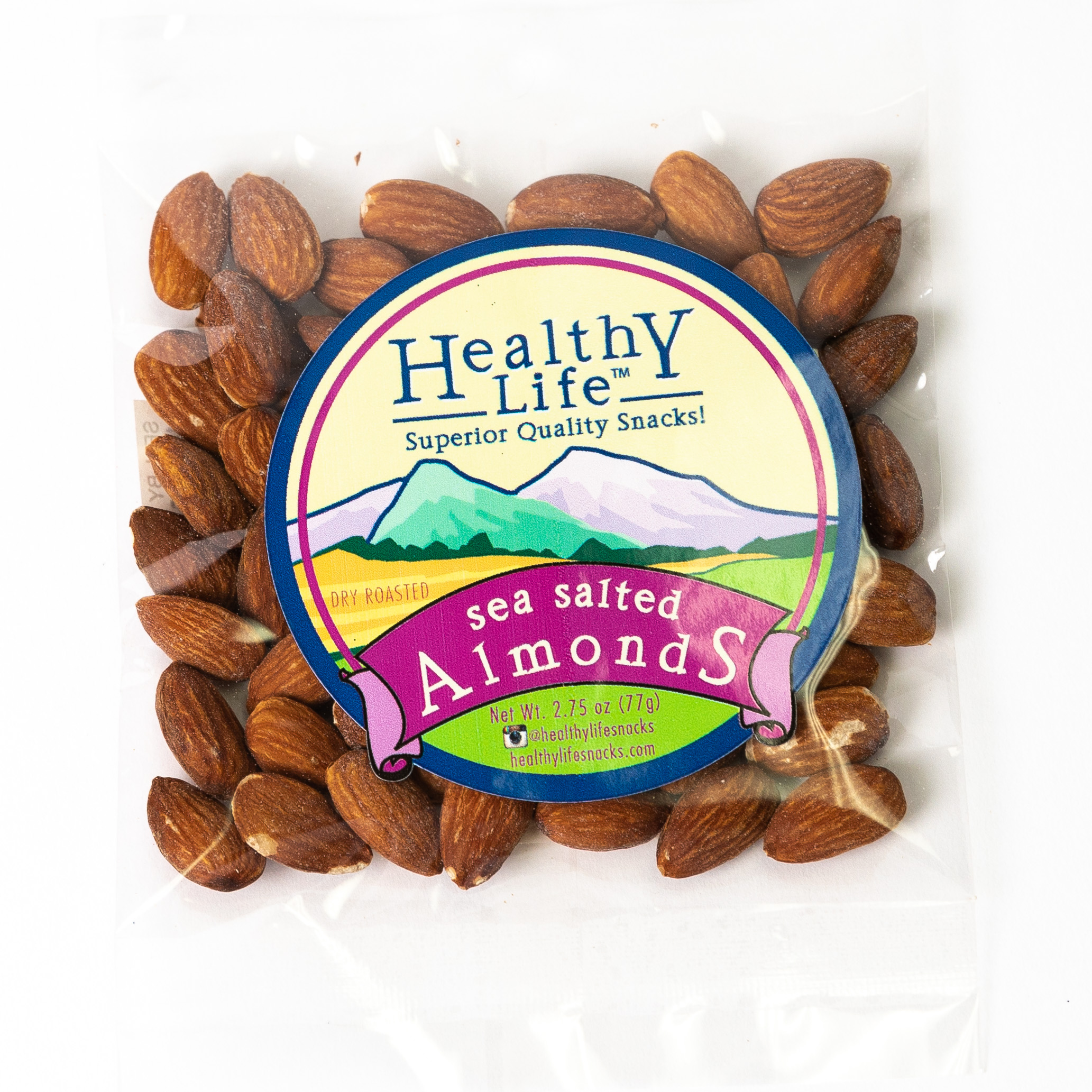 Sea Salted Almonds