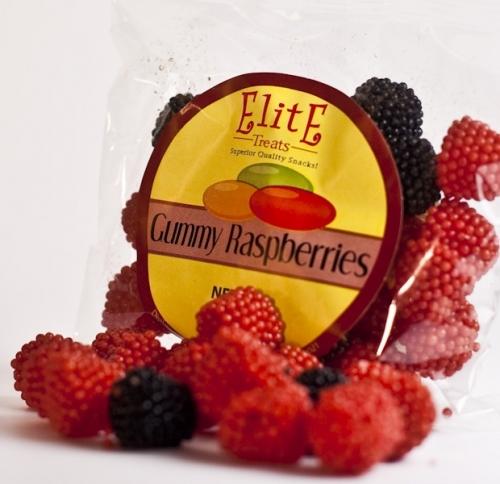 Gummy Rasberries